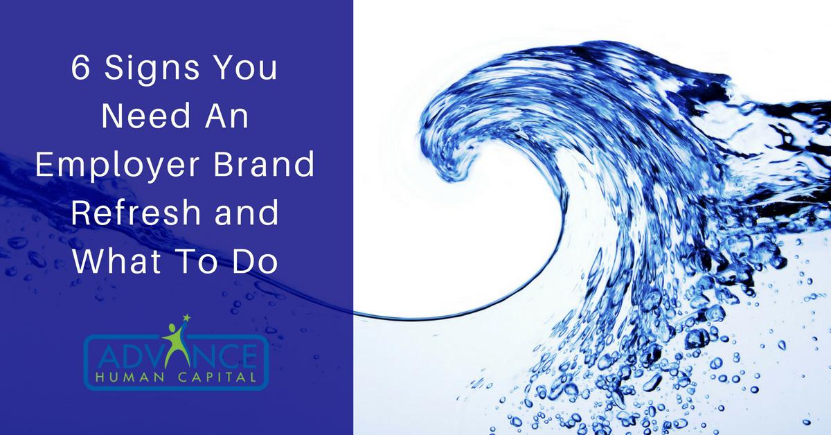 Employer Brand Refresh